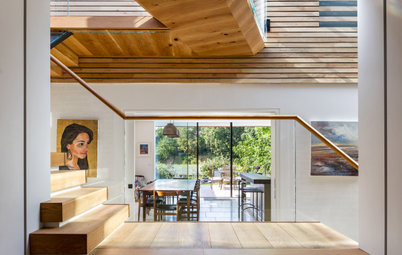 Houzz Tour: An Old Cottage Subtly Connects With Its New Extension
