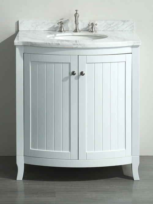 30 inch white bathroom vanity white carrera marble top bathroom vanities and sink consoles