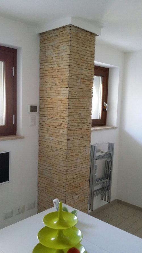 Pilastro Da Rivestire