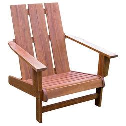 Transitional Adirondack Chairs by International Caravan