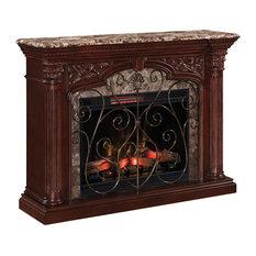 Classic Flame Astoria Wall Mantel Electric Fireplace 33WM0194-C232