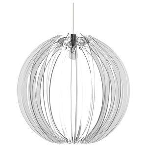 Sfera Lamp 60, Transparent Plexiglass