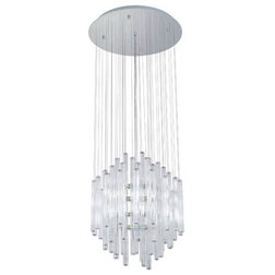 Vintage Contemporary Chandeliers by EGLO USA