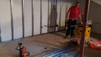 Grimbsby drywall and framing taping in reno house