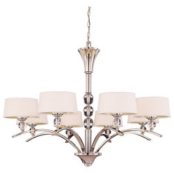 Vintage Transitional Chandeliers by ALCOVE LIGHTING