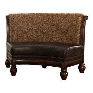 Clearwater American Furniture's Monterey Banquette