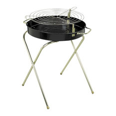 """Kay Home Products - Folding Charcoal Grill, 18"""" - Grill Tools & Accessories"""
