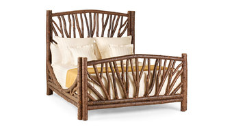 Rustic Bed #4304 by La Lune Collection