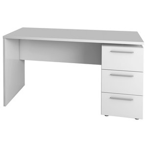 Stylus Desk With 3 Drawers