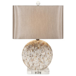 Beach Style Table Lamps by GwG Outlet