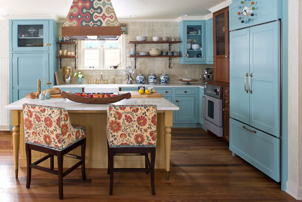 Eclectic  by Andrea Schumacher Interiors