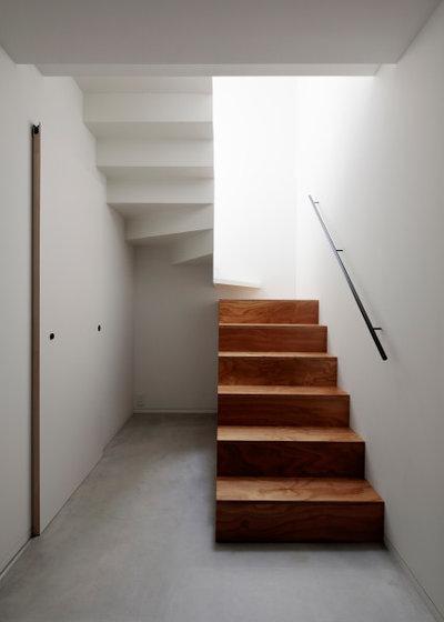 階段 by 佐々木達郎建築設計事務所