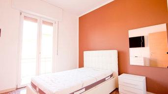 Progetto ristrutturazione serramenti in appartamento, centro storico Verona