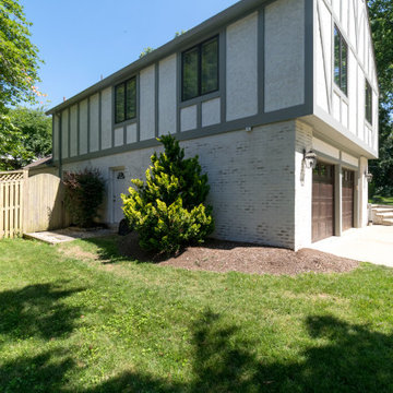 West Annapolis Exterior Siding and Painting Project