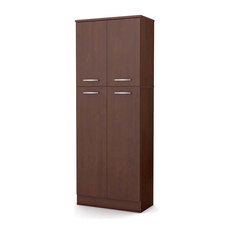 South S Furniture Kitchen Storage Pantry Cabinets