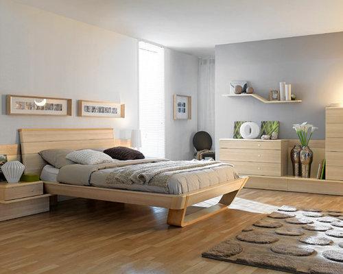 Muebles dormitorio matrimonio moderno shanon for Muebles dormitorio moderno