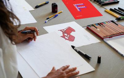 Agenda : À la rencontre du design avec France Design Week