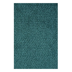 Color World Collection Kids Favorite Indoor Outdoor Area Rugs, Teal, 2'x3'