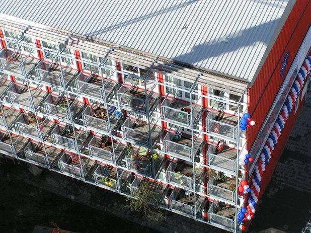 Industrial  Häuser by Tempohousing
