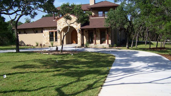 New Braunfels Texas Mediterranean Home on Havenwood