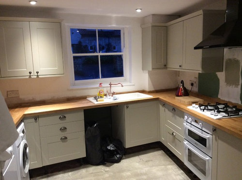 Paint For Light Grey Kitchen Units - Colours to match grey kitchen units