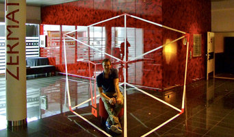 Installation anamorphose - Lacoste live cube