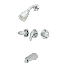 Legacy Tub and Shower Faucet, Polished Chrome