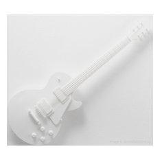 Pepakura Electric Guitar Paper Model Kit