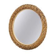 "Maui 36"" Round Mirror"