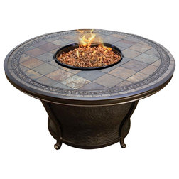 Mediterranean Fire Pits by Design Furnishings
