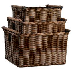 Transitional Baskets by The Basket Lady
