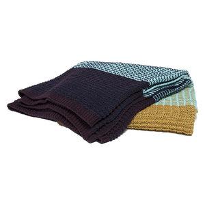 Stacy Garcia Stitch Stripe Eco Throw, Multi