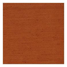 "Solid Ground Burnt Orange Fabric, 9""x9"""