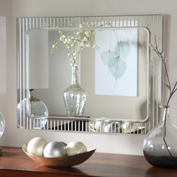 Modern Wall Mirrors by Hayneedle