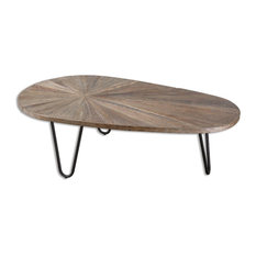 Uttermost Leveni Wooden Coffee Table 24459