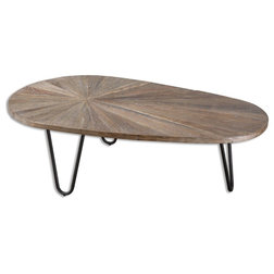 Midcentury Coffee Tables by Innovations Designer Home Decor & Accent Furniture