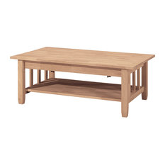 Craftsman Coffee Tables | Houzz