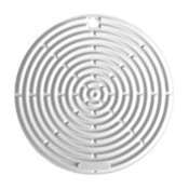 Le Creuset Cool Tool White Silicone 8 Inch Hot Pad