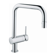 GROHE   Grohe 32 319 Minta Pull Down Kitchen Faucet   Kitchen Faucets