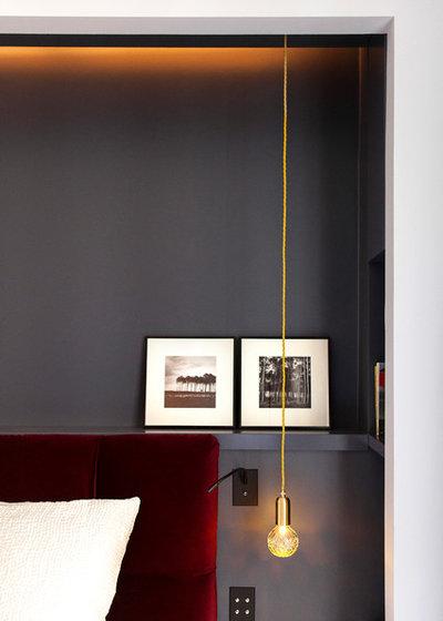 Contemporain Chambre by DESJEUX DELAYE