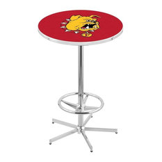 Ferris State Pub Table 28-inch by Holland Bar Stool Company