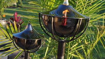 Garden & Patio Torches
