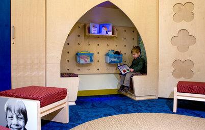 Kid Spaces: Ingredients of a Dream Playroom