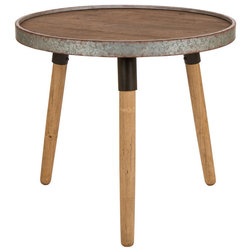 Midcentury Side Tables And End Tables by Glitzhome