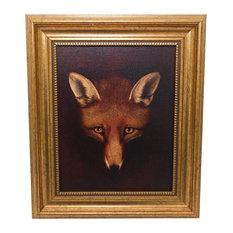 Framed Renard The Fox Painting