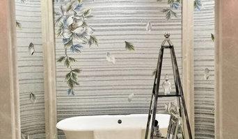 Artistic Mosaic Murals