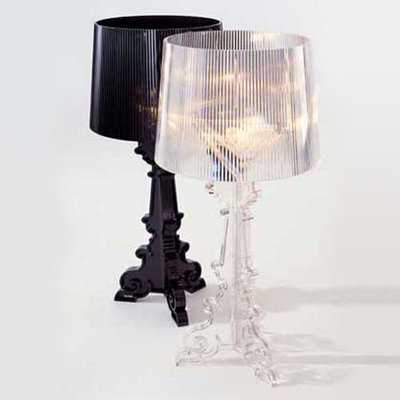 New Icons: Kartellu0027s Bourgie Table Lamp