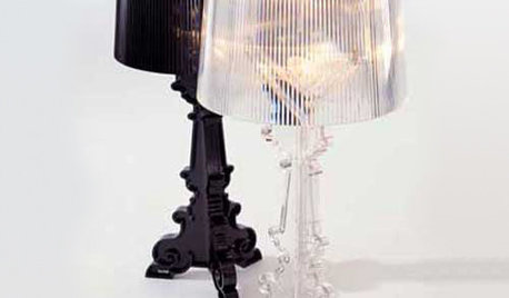 New Icons: Kartell's Bourgie Table Lamp
