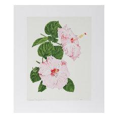 """""""Hibiscus"""" Artwork"""