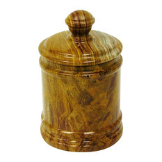 """Multi Onyx 9"""" Tall Classic Kitchen Canister"""